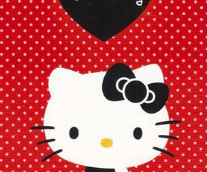 hello kitty, wallpaper, and cat image