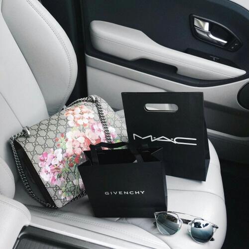 mac, car, and Givenchy image