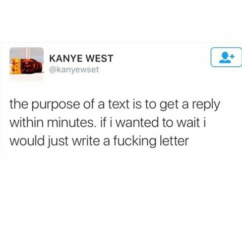 kanye west, quotes, and texts image