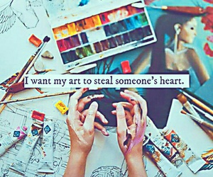 art, beautiful, and quote image
