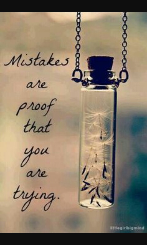 mistakes, quotes, and proof image