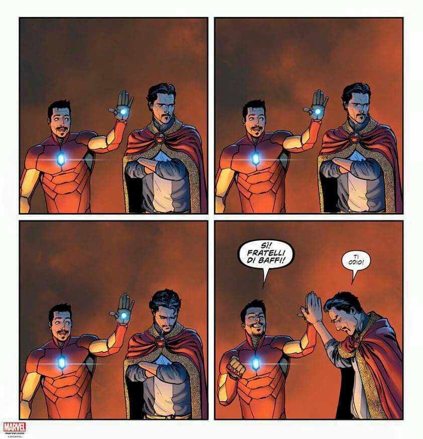 Marvel, iron man, and tony stark image