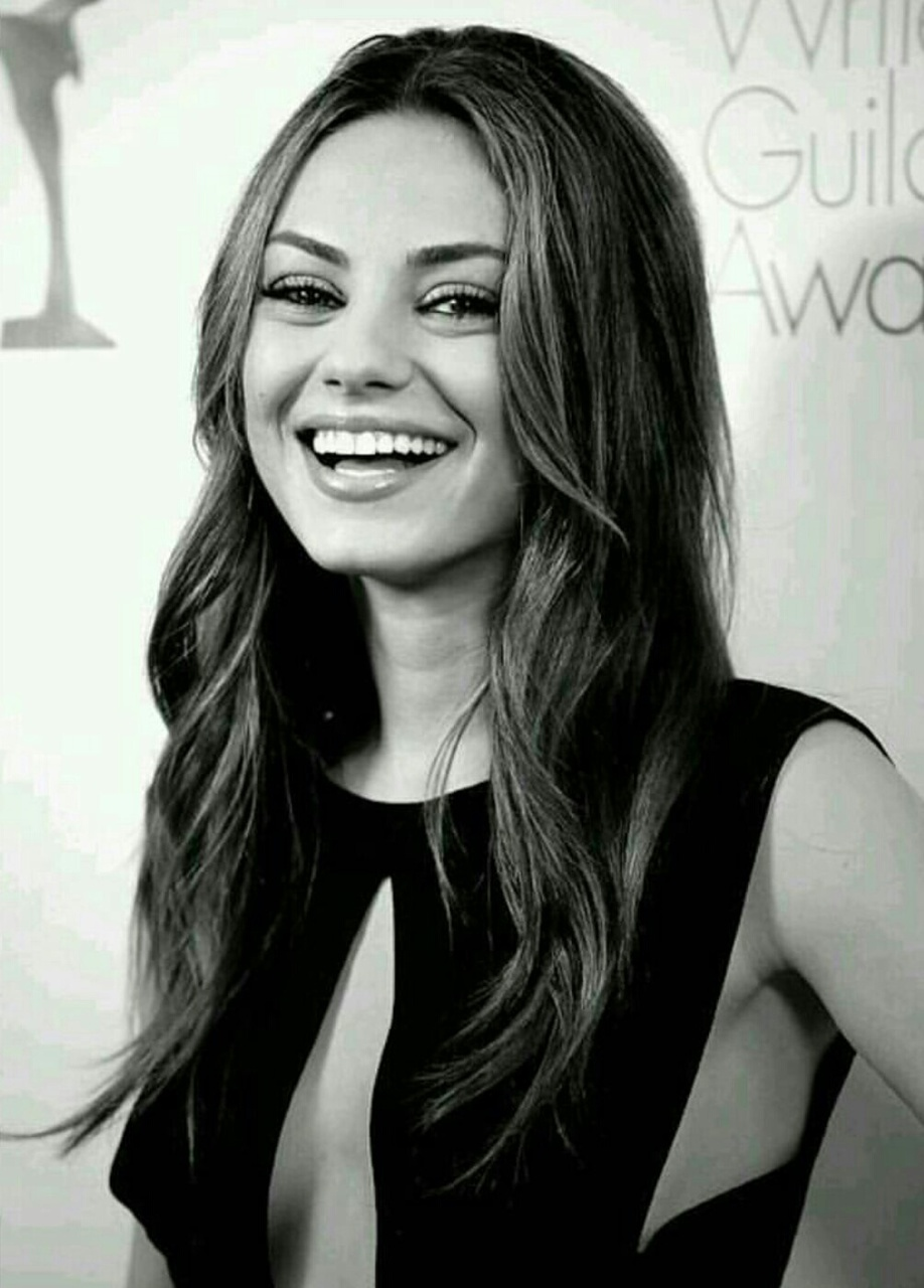 Mila Kunis, smile, and mila image