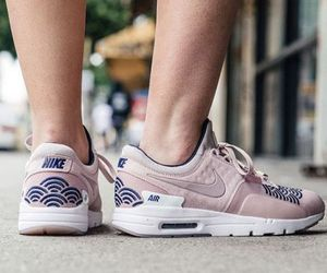 air max, outfit, and shoes image