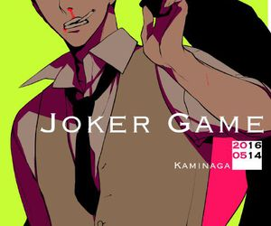 joker game image
