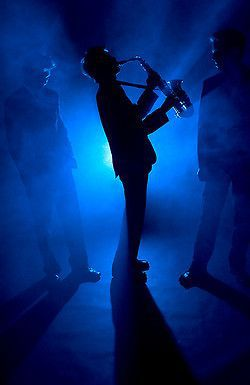 blue, music, and blues image