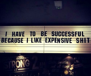 expensive and successful image