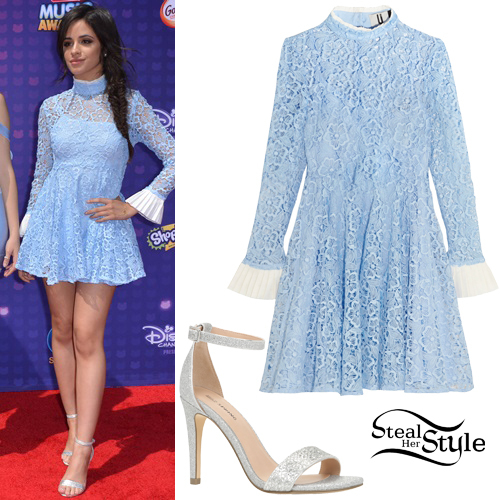 fashion, outfit, and camila cabello image