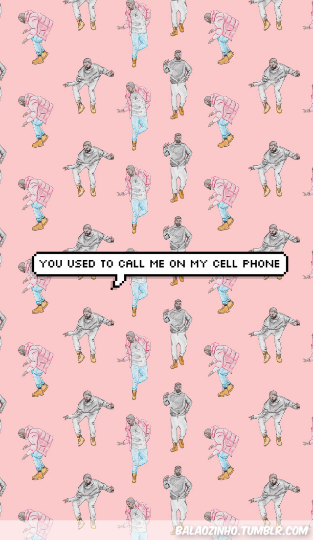 Drake and hotlinebling image