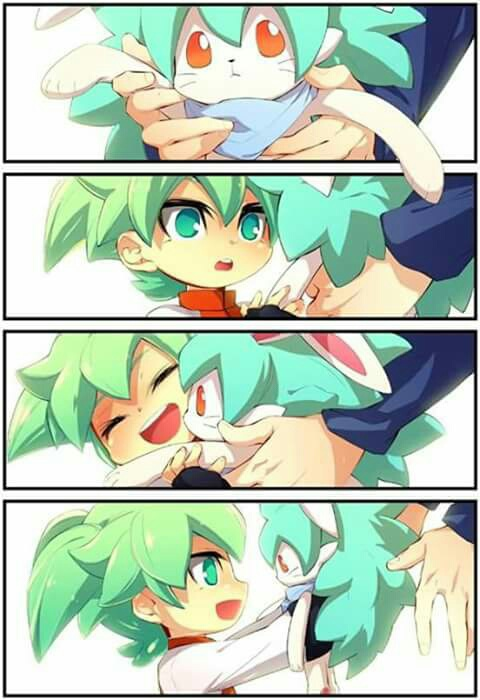 cute, kawaii, and inazuma eleven image
