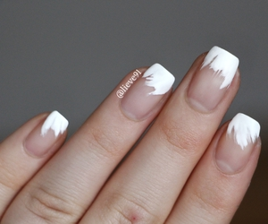 beautiful, cosmetic, and manicure image