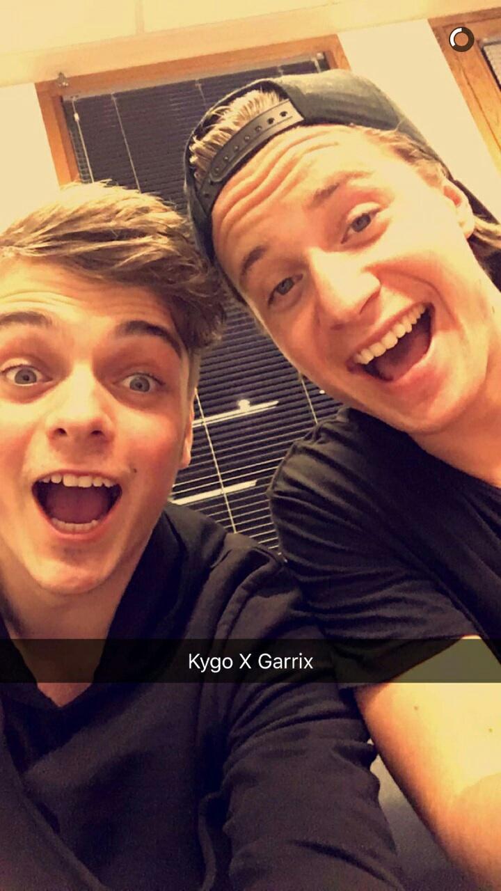 kygo, martin garrix, and edm image