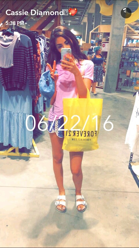 mirror, shopping, and f21 image