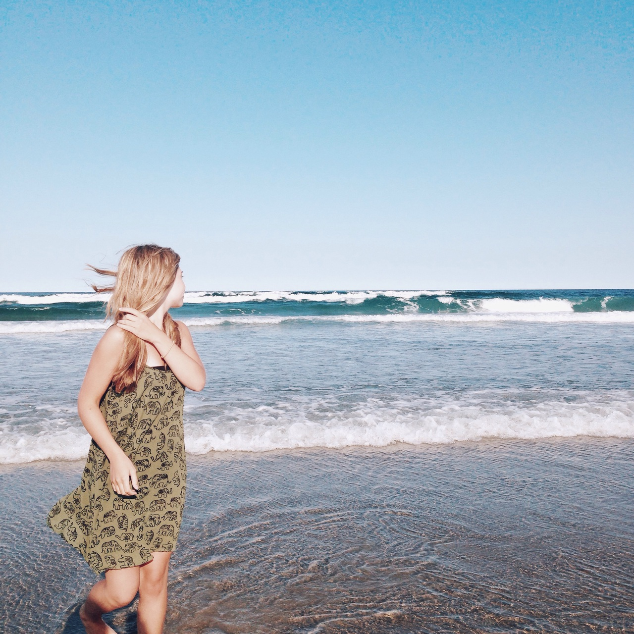 art, artsy, and beach image