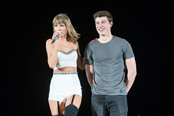 Taylor Swift, shawn mendes, and singer image