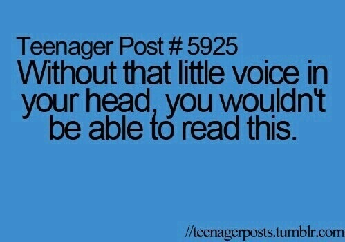 voice, true, and teenager post image