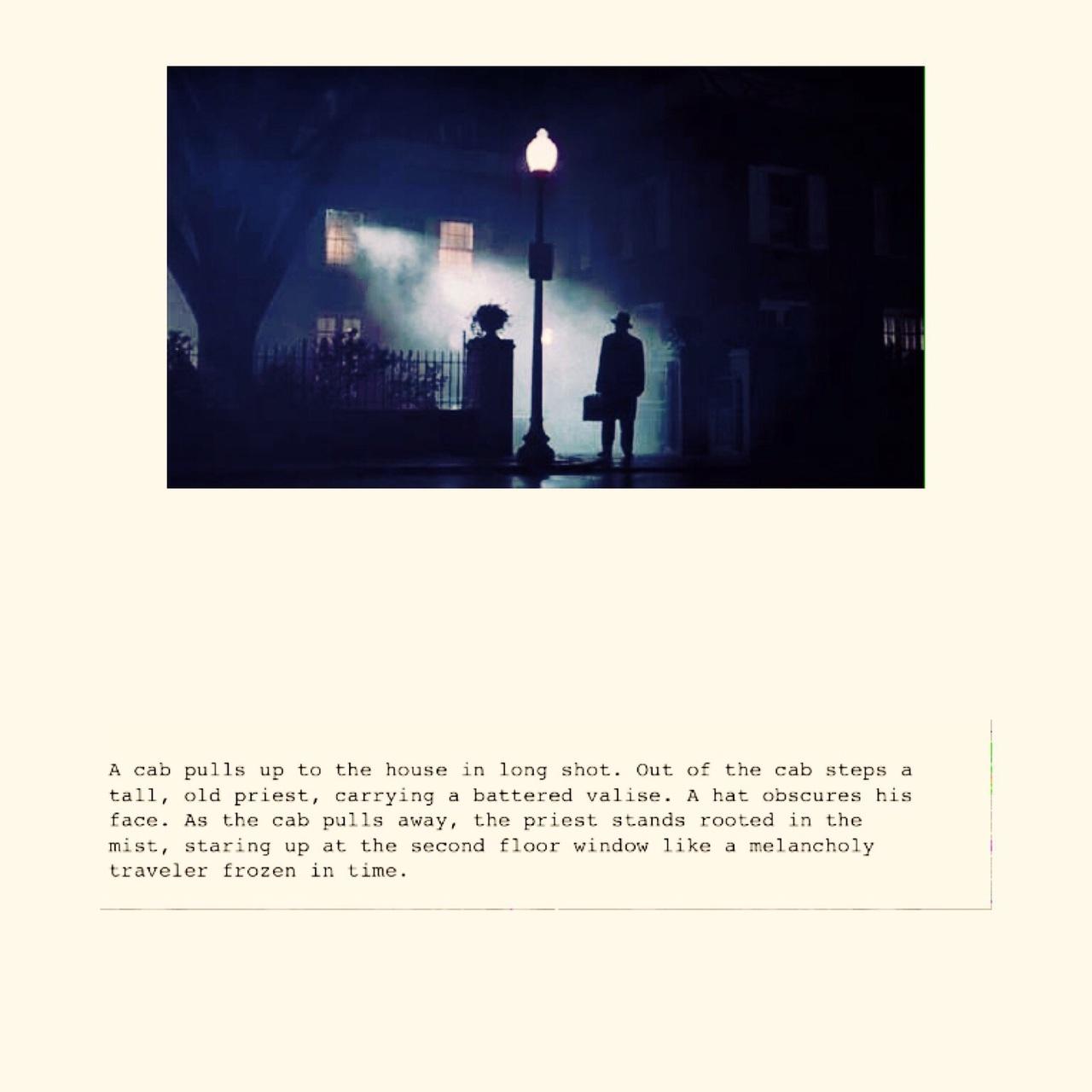 books, creepy, and films image