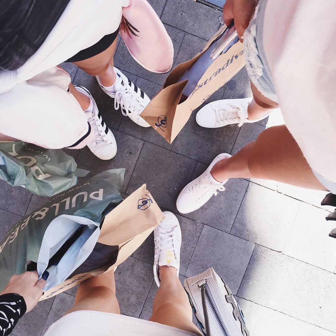 fashion, shopping, and shoes image