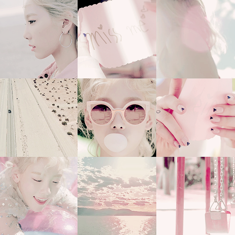 snsd, why, and taeyeon image