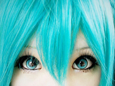 cosplay, vocaloid, and miku image