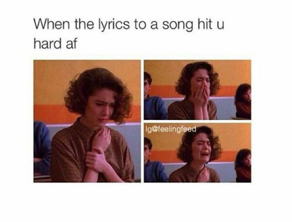 song, funny, and Lyrics image