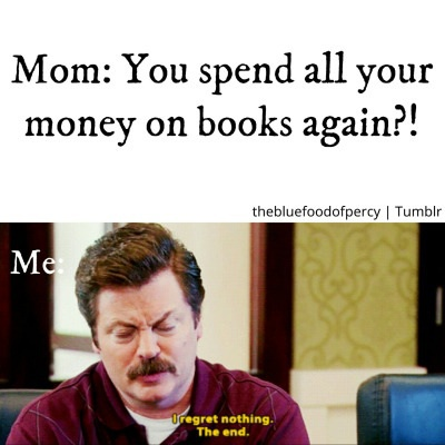 books and fangirls image
