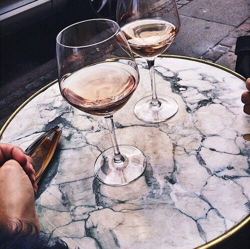 drink, wine, and marble image