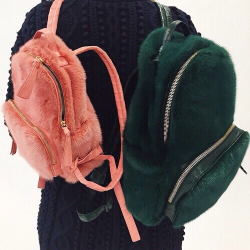 fashion, backpack, and bag image