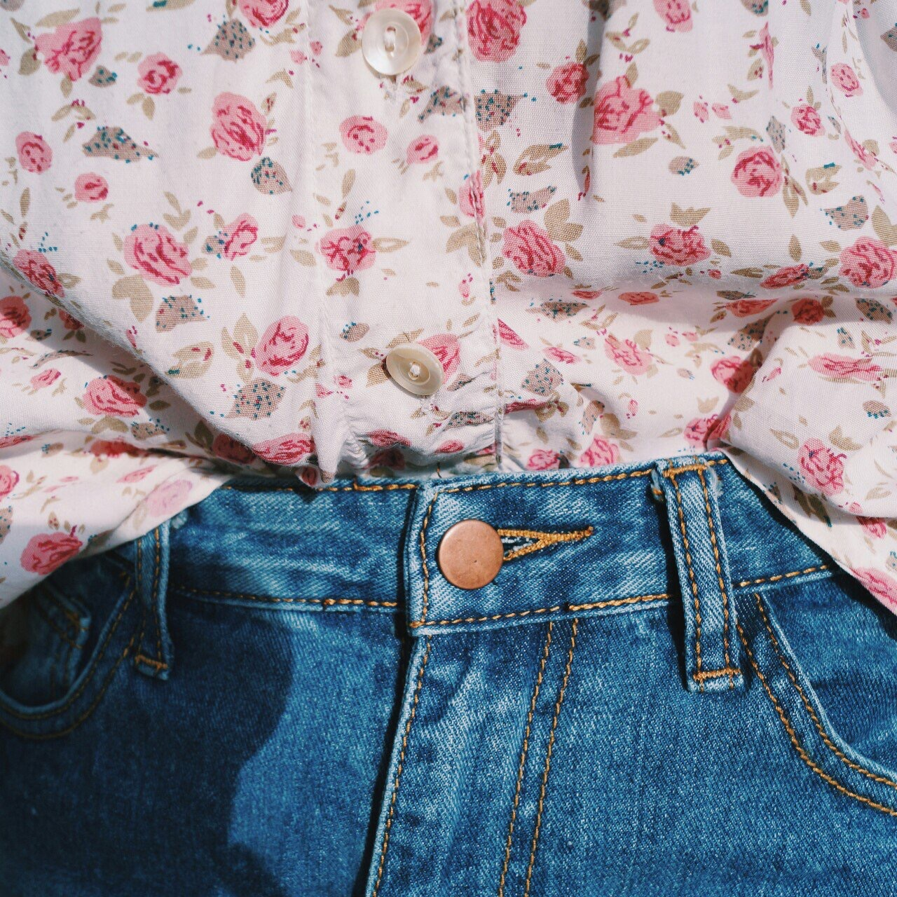 jeans, style, and vintage image