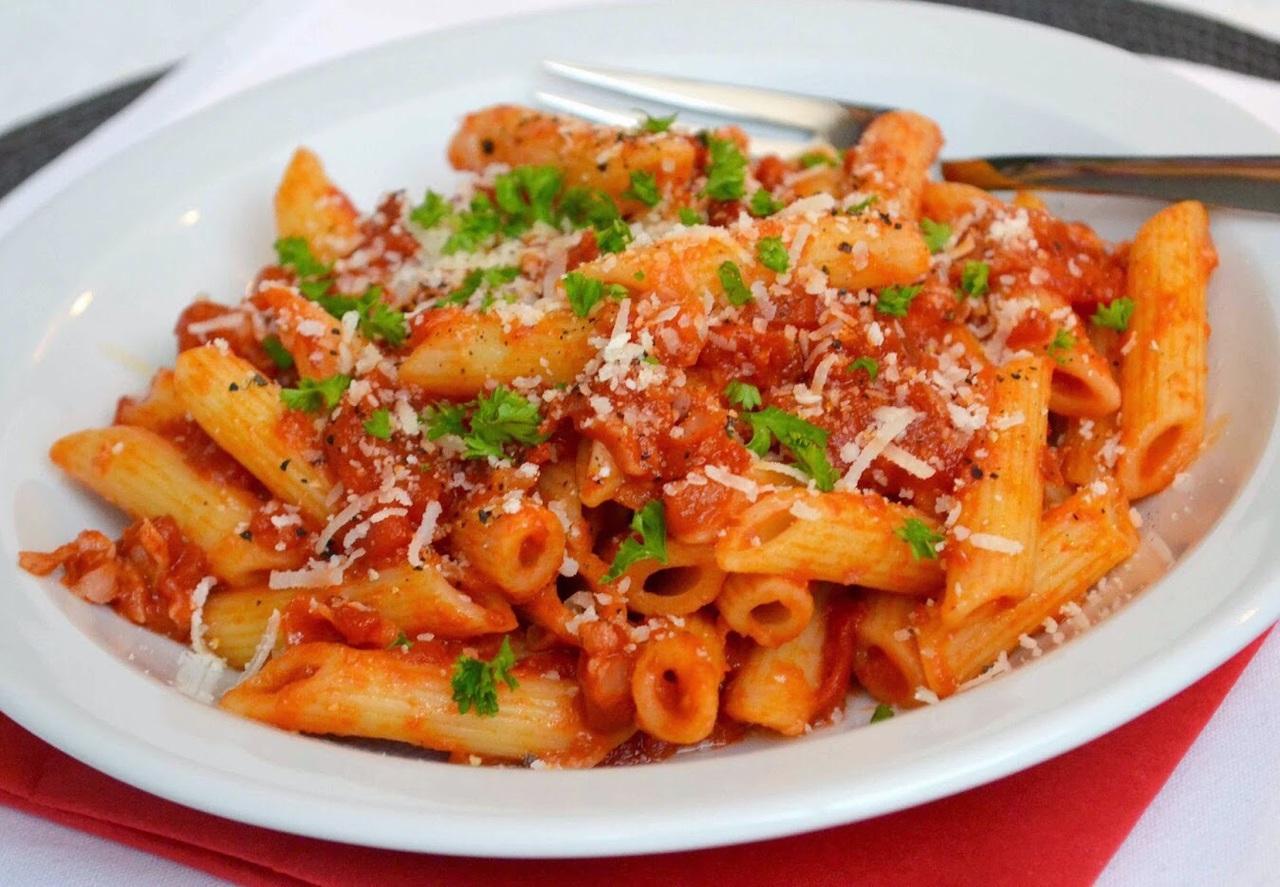 food, macaroni, and mozzarella image