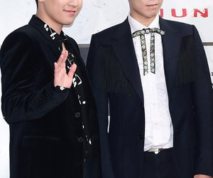big bang, seungri, and T.O.P image