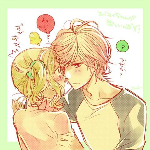 subaru, yui, and diabolik lovers image
