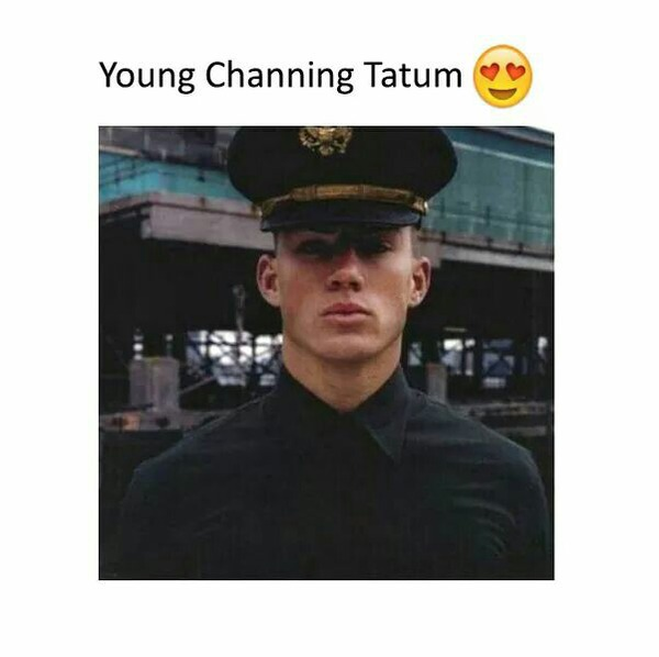 channing tatum, young, and Hot image