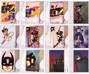 batman, etsy, and harley quinn image