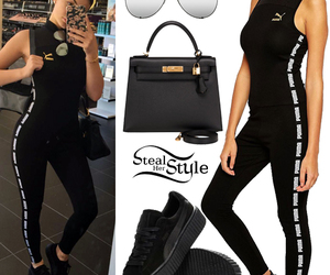 kylie jenner, outfits, and steal her style image