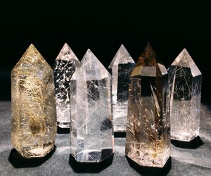 crystals, inspiration, and rocks image