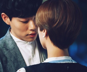 kdrama and lucky romance image