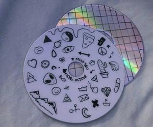 tumblr, grunge, and cd image