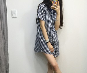 dress, kfashion, and grunge image