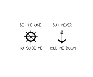 guide, one, and quote image