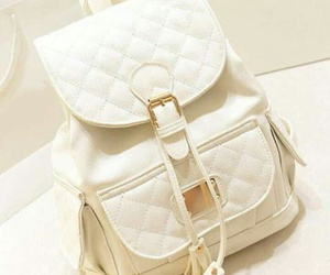 bag, backpack, and white image
