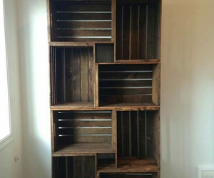 diy and bookshelf image