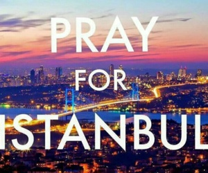 istanbul and peace image