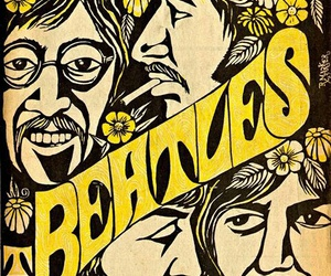all you need is love, art, and beatles image