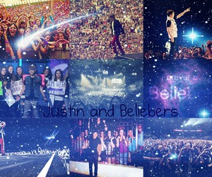 beliebers, justin bieber, and love image
