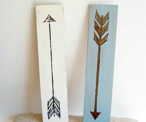 arrow, diy, and manualidades image