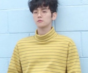 exo, baekhyun, and lucky one image