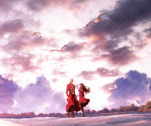 anime, fate stay night, and fate zero image