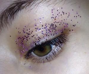 grunge, glitter, and pale image