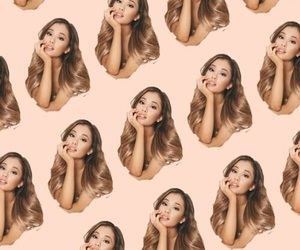 wallpaper, ariana grande, and cute image